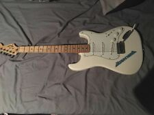 Fender Mexican Stratocaster Electric Guitar - Arctic White