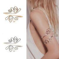Fashion Women Upper Arm Cuff Armlet Armband Bangle Bracelet Waistband Egypt Gift