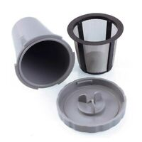 1 Set K-Cup Reusable Replacement Coffee Filter Refillable Holder For Keurig Kit