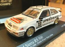 Minichamps Ford Sierra RS 500 Speedware DTM 1988 Ludwig 1/43 Rare 430888018