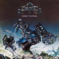 SAVAGE- Loose `N Lethal LIM. 400 BLACK VINYL 180g LP NWoBHM classic 1983