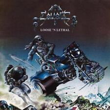 Savage-Loose 'n Lethal BERLINA 400 BLACK VINYL 180g LP NWOBHM Classic 1983