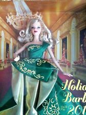 Barbie Collector  DOLL 2011 Holiday   MINT  NRFBSealed  New in Box