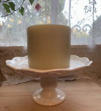 PartyLite Retired Pedestal Candle Garden Holder 12� Diameter