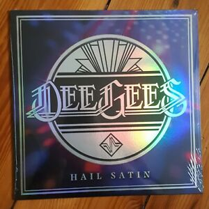 Foo Fighters (Dee Gees) - Hail Satin -Lim. Vinyl, Record Store Day 2021, NEU/OVP