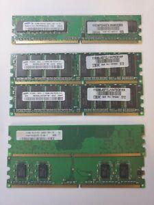 256MB 512MB SAMSUNG HYNIX RAM LOT