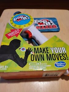 HASBRO * Bop It! Maker * Handheld Game Make Your Own Moves and Sound 2016 NEW