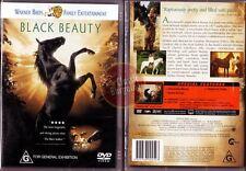 BLACK BEAUTY Sean Bean, Anna Sewell horse pony NEW DVD (Region 4 Australia)