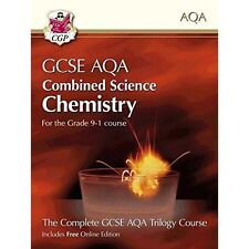 New Grade 9-1 GCSE Combined Science for AQA Chemistry Student Book with...