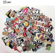 50Pcs/Pack × JDM Bombing Car Van Styling Home Laptop PC Bag Bike Vinyl Stickers
