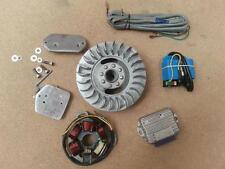 Lambretta 12v Luz peso Ignition Kit Gp Dl K2 Estator cableado montaje Soportes