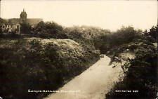 Blackheath near Guildford. Sample Oak Lane in S & W Series # 596.