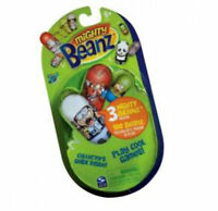 Mighty Beanz Triple Pack New Sealed