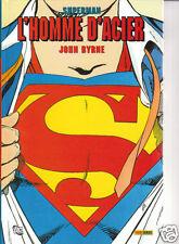 SUPERMAN : L' HOMME D ' ACIER  PANINI COMIC