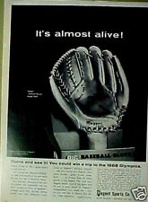1968 Regent Baseball Ball Gloves~Mitts Pennant Winner Model 5900 Trade Ad