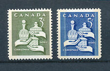 CANADA 1965 CHRISTMAS SG568/569  MNH