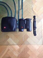 Leica Trinovid 8x32 BA Binoculars with Original Case plus strap