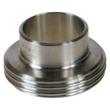 DIN Welding Male   40mm Sanitary Stainless Steel SS304