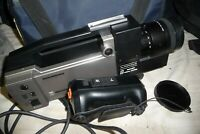 Camcorder NORDMENDE C550 + cable + blue case NEWVICON