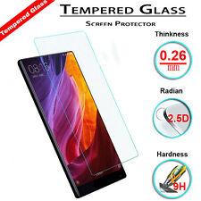 Premium 9H 2.5D Tempered Glass Screen Guard Film Case For Xiaomi MI MIX 6.4' Lot