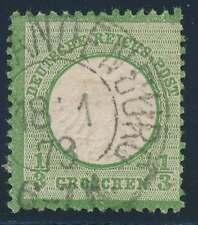 D.Reich Nr. 2 gestempelt K2 BRANDENBURG (39330)