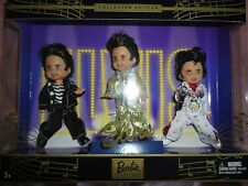 Tommy as Elvis Barbie Doll NRFB MIB