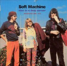 Soft Machine Man In A Deaf Corner-Anthology 1963-1970 2-CD NEW SEALED