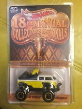 2018 Hot Wheels 18th Nationals Convention Volkswagen T1 Rockster VW Dinner Car