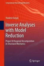 Inverse Analyses with Model Reduction: Proper Orthogonal Decomposition in Struct