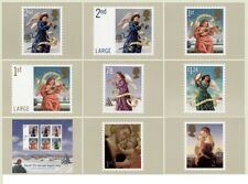 GB POSTCARDS PHQ CARDS MINT FULL SET 2007 CHRISTMAS PACK 305
