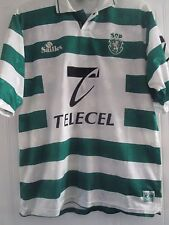 Sporting Lisbon 1995-1996 Home Football Shirt Size XL /40976
