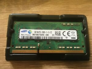 Apple Samsung 8GB (4x2GB) Laptop/iMac RAM memory 1RX8 DDR3 PC3-12800S 1600MHz