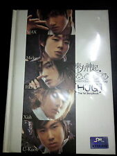 TVXQ DBSK 1st Story Book Hug CD VCD Photobook JYJ Dong Bang Shin Ki Rare+ OOP