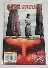 Battlefields Dear Billy Issue 3 Dynamite Comic Book 2009 WW2