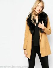 Faux Fur Trench Dry-clean Only Coats & Jackets for Women