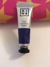 One The Shadow Paint 703 BLUE long lasting eyeshadow waterproof Make Up