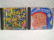 HAPPY MONDAYS - 2 CDs - PILLS N THRILLS & BELLYACHES - YES PLEASE - ORIGINAL CDs