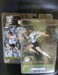 "Diego Armando MARADONA6"" tall FANATICO FOOTBALL Soccer no ftchamps Messi FIGURE"