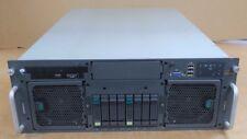 Fujitsu Primergy RX600 S4 4x Xeon Quad Core E7430 2.13GHz 96GB 2x 146GB Server