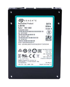 """Seagate Nytro SSD SAS SATA 2.5"""" SSD 1.92TB 3.84TB Server Desktop Gaming PC FAST"""