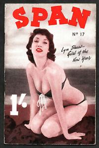 SPAN No.17,Jan.1956:Lyn Shaw,