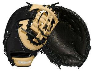 """2022 Wilson A2K JAB79 12.5"""" First Base Abreu Glove Baseball RHT SnakeSkin Mitt"""