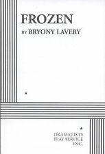 Frozen by Bryony Lavery (Paperback)