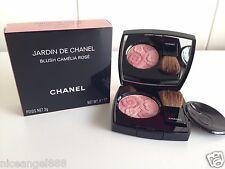 CHANEL JARDIN DE CHANEL Powder Blush Camelia Rose Limited Edition Spring Color