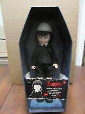 Living Dead Dolls Damien + 13 Anniversary opened displayed