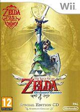 La Leyenda de Zelda Skyward Sword Nintendo WII video juego de la versión original de Reino Unido