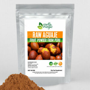 100% RAW AGUAJE Raw fruit powder / phytoestrogen