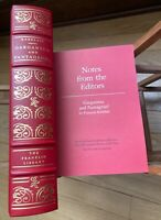 Franklin Library - 100 Greatest Books Full Leather - Gargantua and Pantagruel
