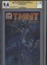 TMNT: Teenage Mutant Ninja Turtles #v4 #5 CGC 9.4 SS Eastman 2002 MIRAGE STUDIOS