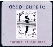 DEEP PURPLE  RAPTURE OF THE DEEP CD METAL BOX F.C.  SIGILLATO!!!